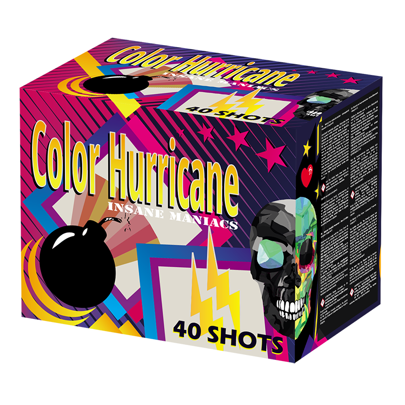 Color hurricane