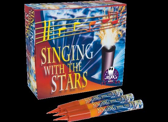singing w/t stars