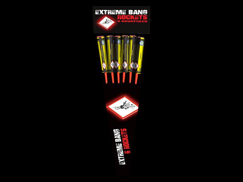 Extreme bang rockets