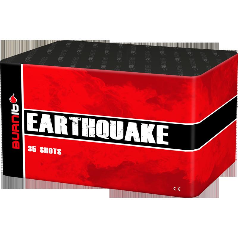 Burn It - Earthquake