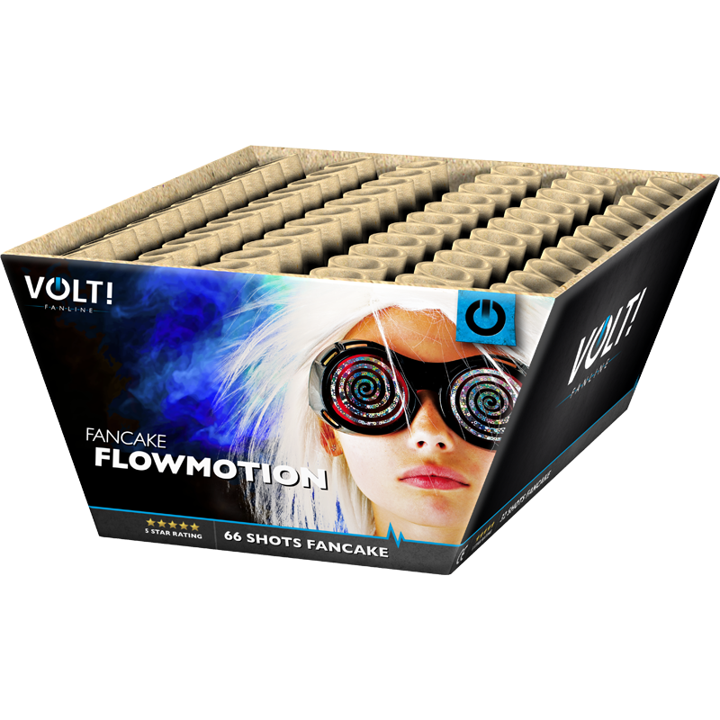 VOLT! FAN-LINE - Flowmotion