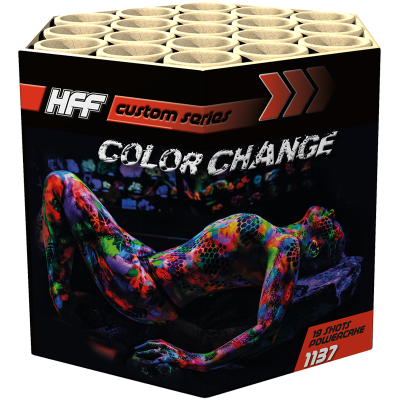 HFF Color change