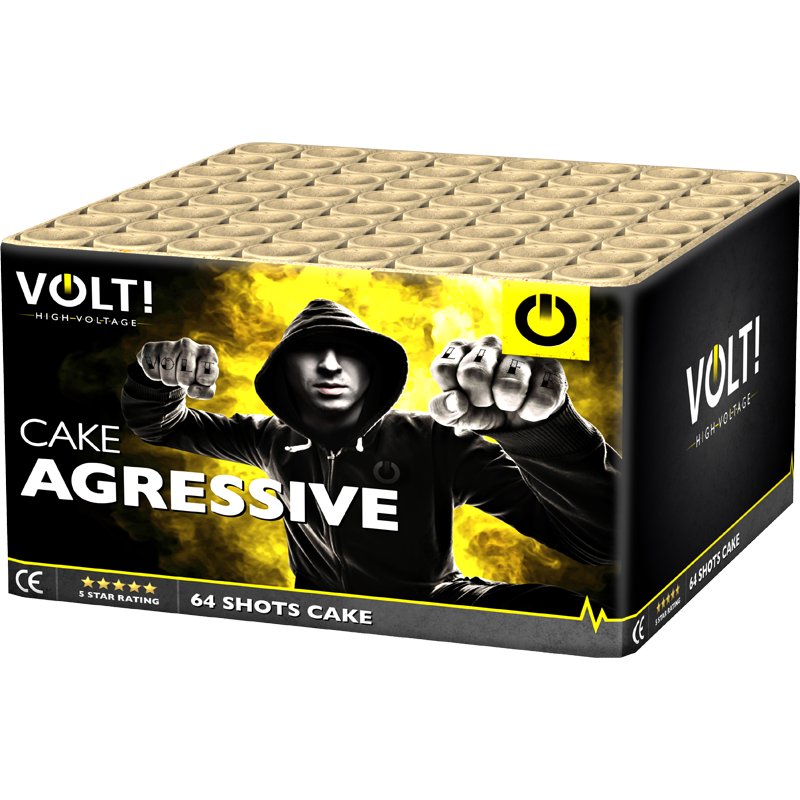 HIGH VOLTAGE - Agressive