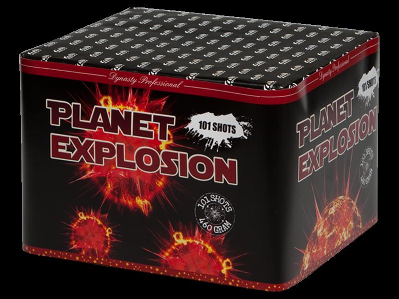 Planet Explosion