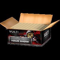 VOLT! signature cakebox connected