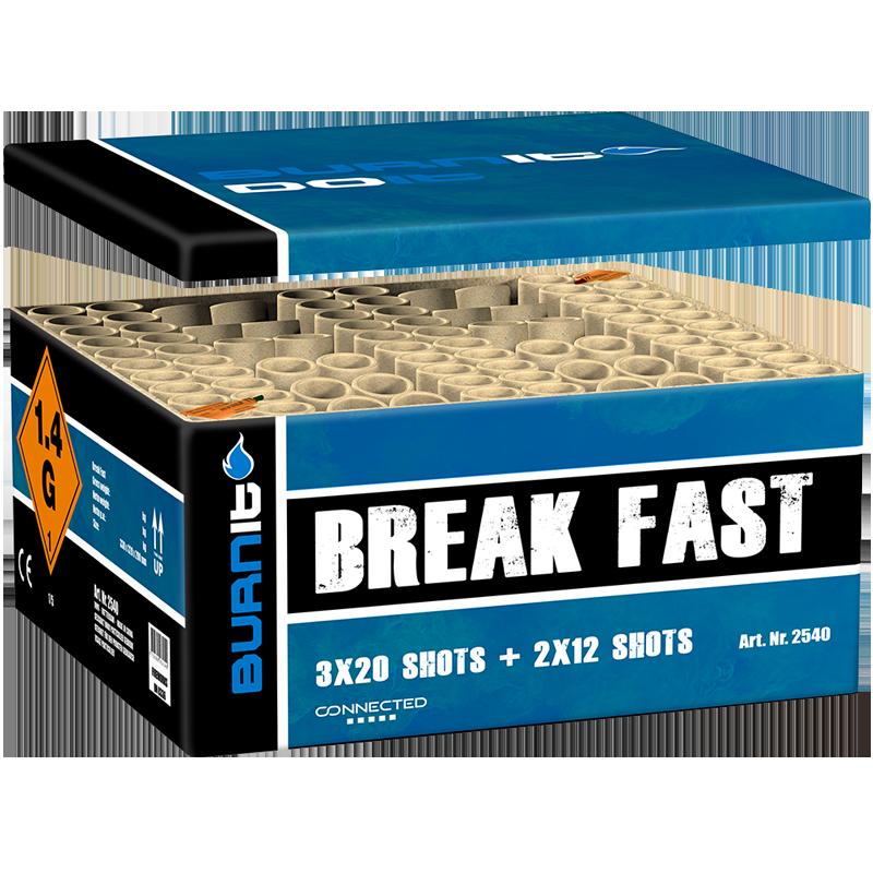Burn It - Break Fast connected