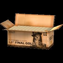 "VOLT! 1.0"" Final Gold connected"
