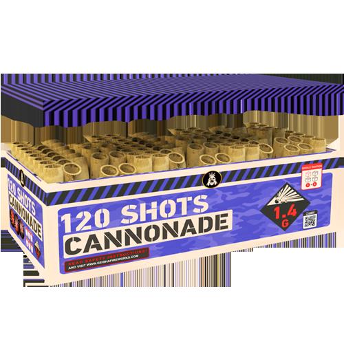 Cannonade 120's     ***NIEUW***