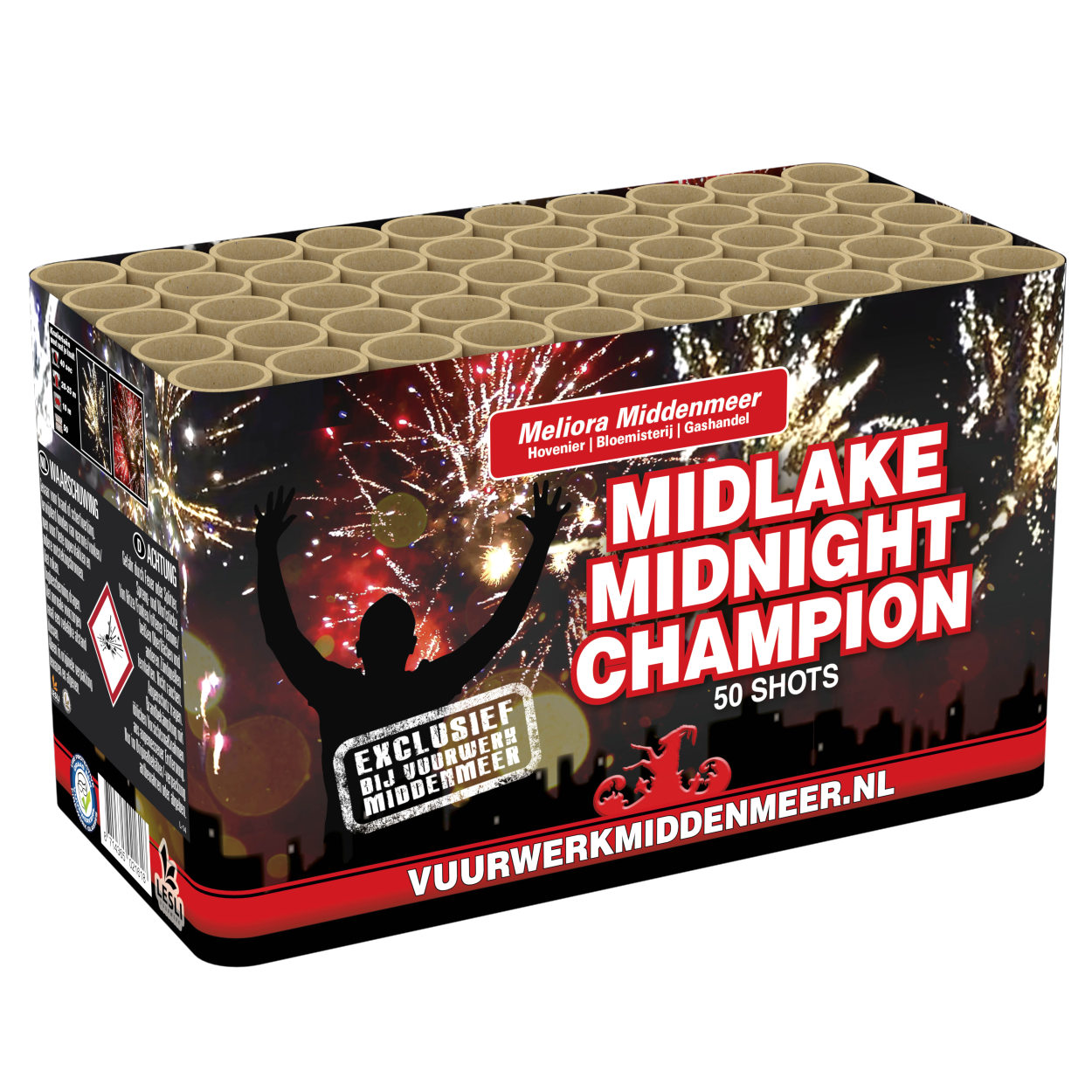 Midlake Midnight champion