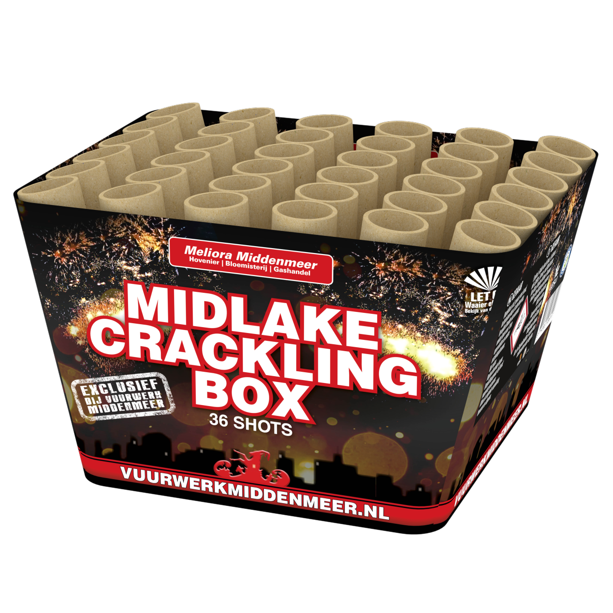 Midlake Crackling box