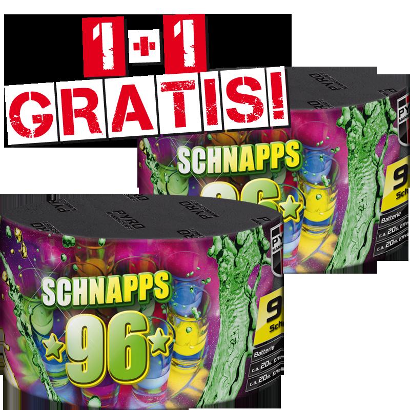 Schnaps 96 2=1 ***NIEUW***