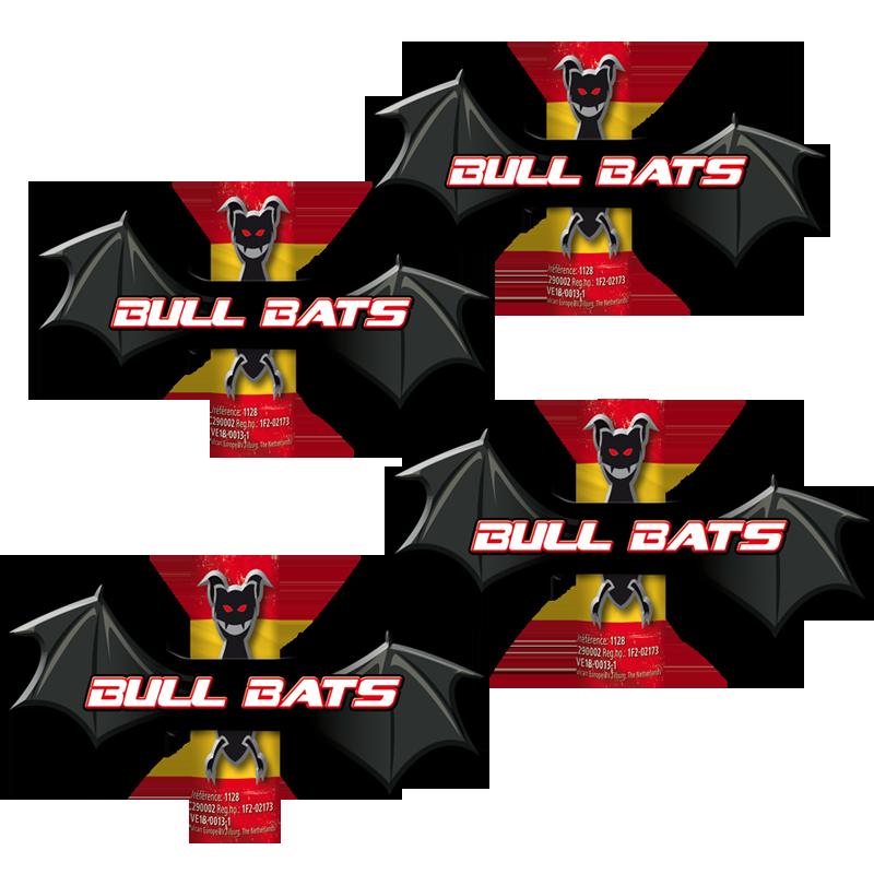 Bull bats ***NIEUW***