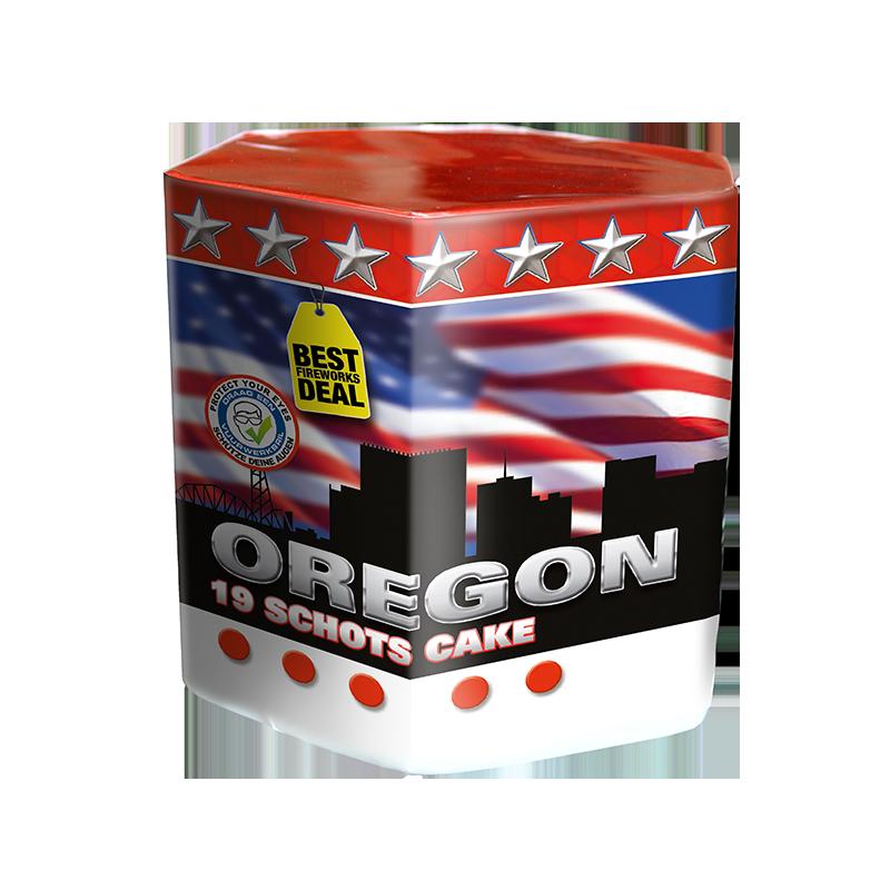 Oregon ***NIEUW***
