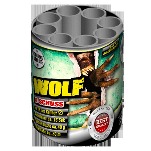 Wolf 8 schuss