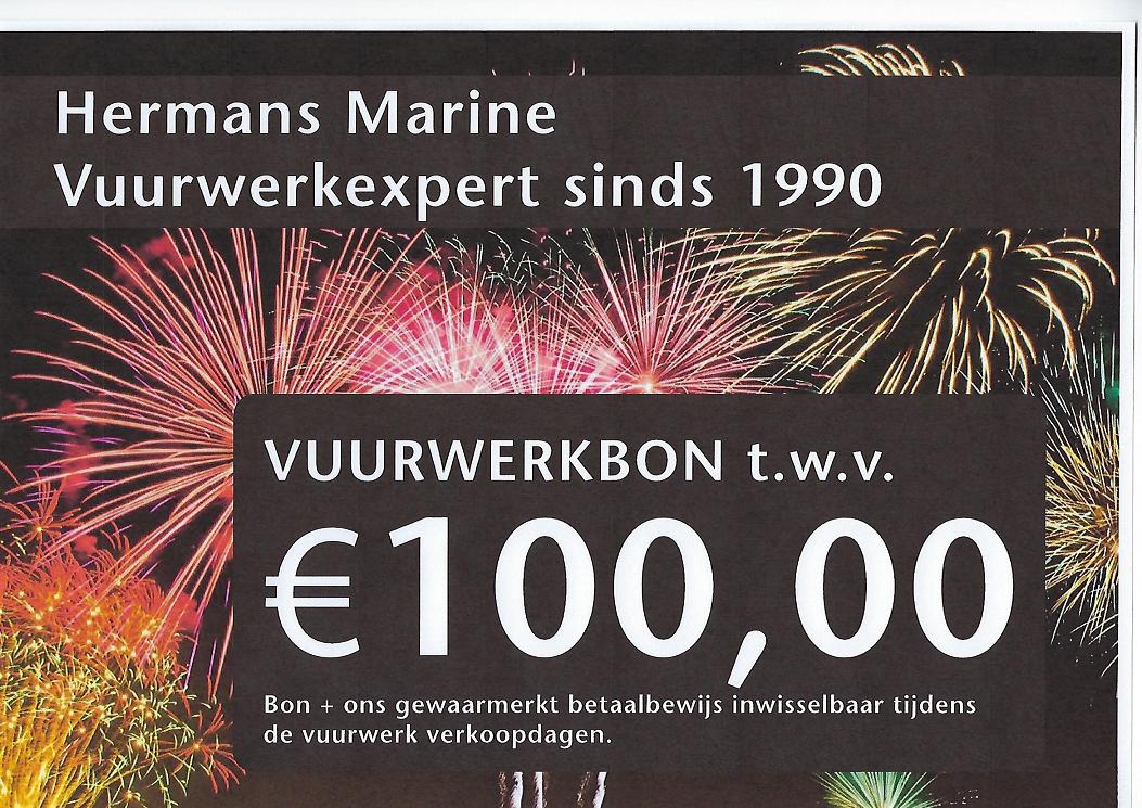 Kadobon € 100.00