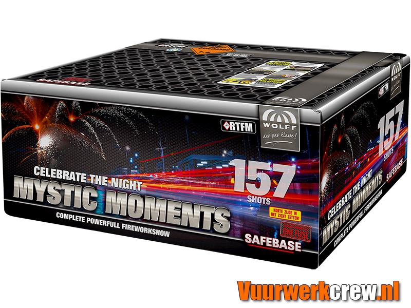 Mystic Moments + GRATIS 500 GRAM CAKE