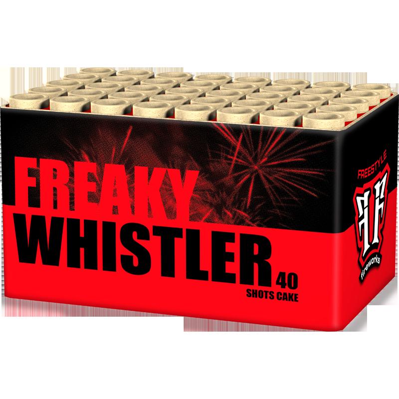 Freestyle freaky whistler