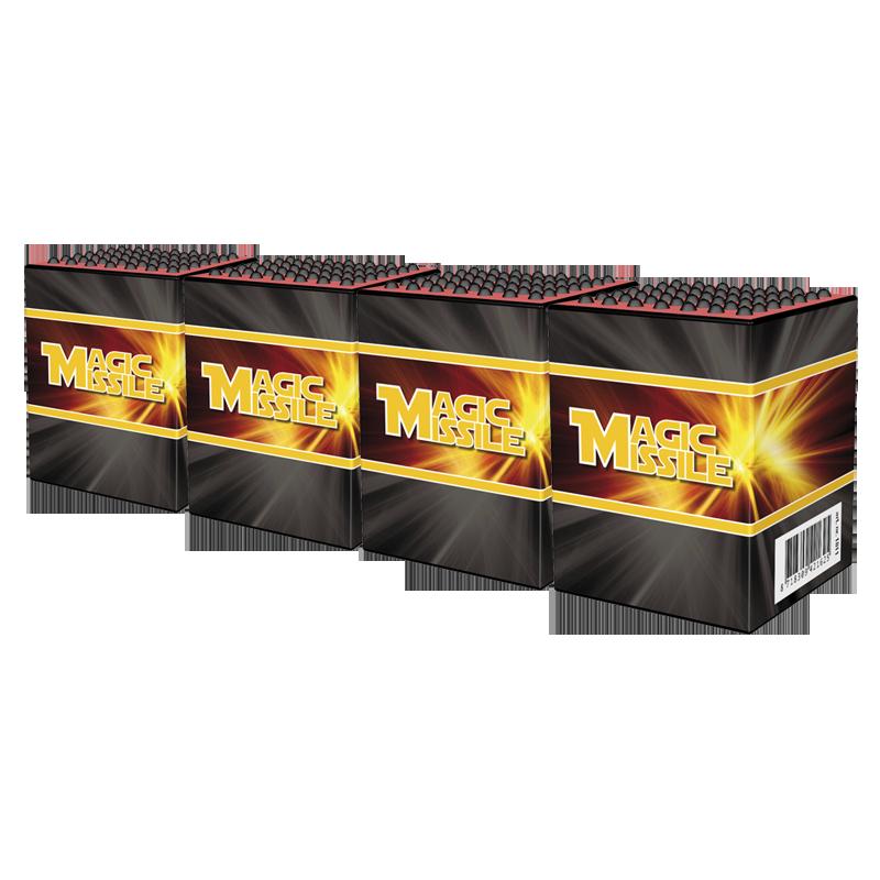 Magic Missile 4x