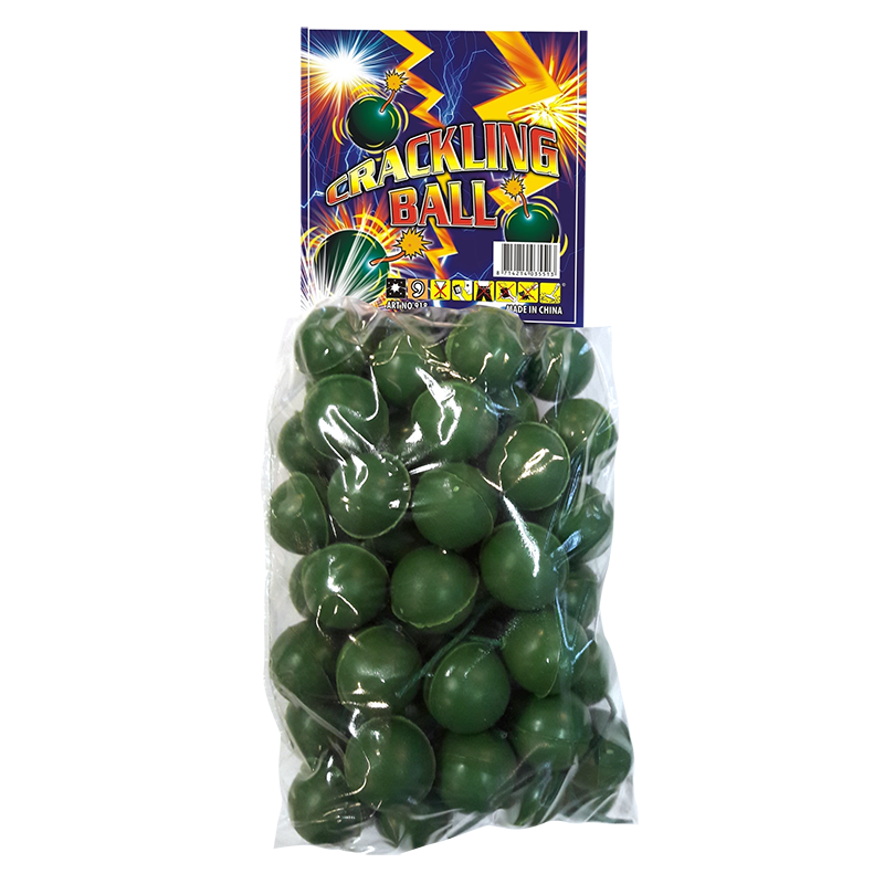 Crackling Balls 60 stuks