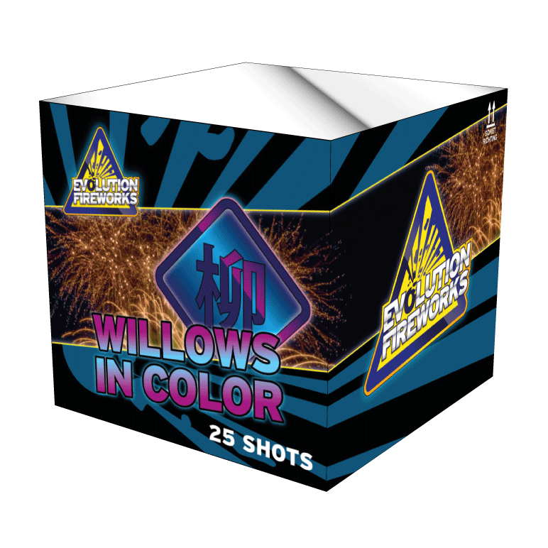 2x Willows in Color [Karton]