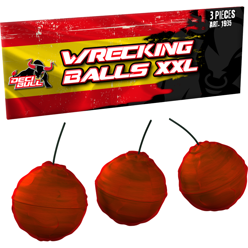Wrecking Balls