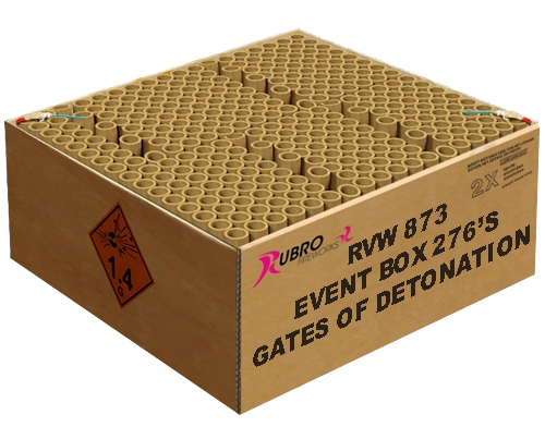 Event Gates of Detonation 276's