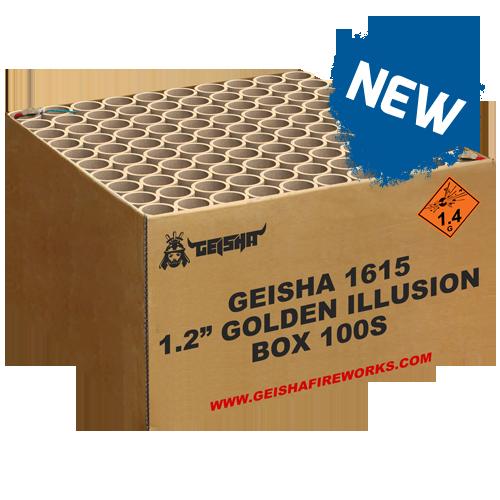 1.2 Golden illusion