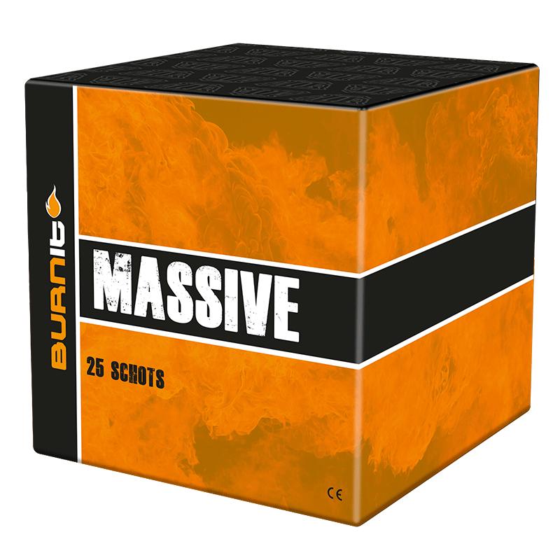Burn It - Massive