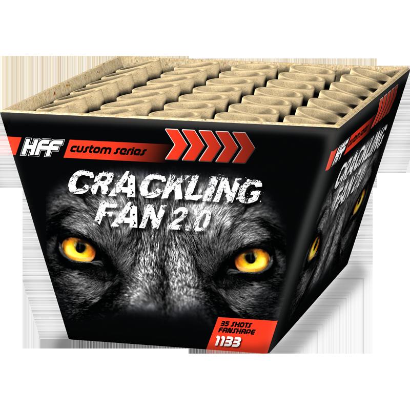 HFF Crackling fan 2.0