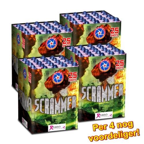 Scrammer 4x
