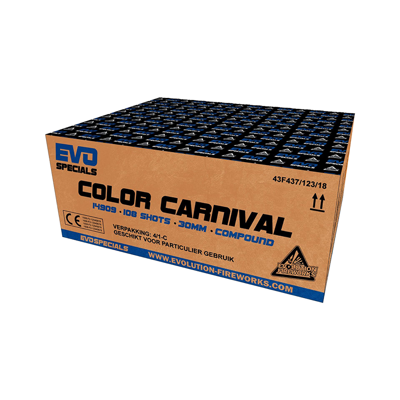 Color Carnival [Karton]