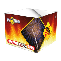 2x Crown Flowers [Karton]