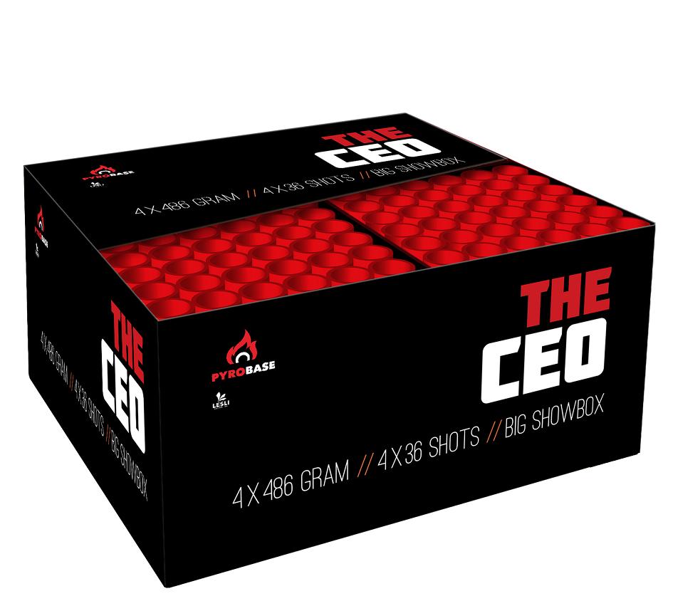 THE CEO 144 schoten