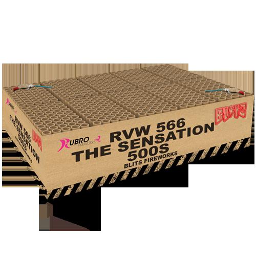 THE SENSATION 5000 / 500 schoten