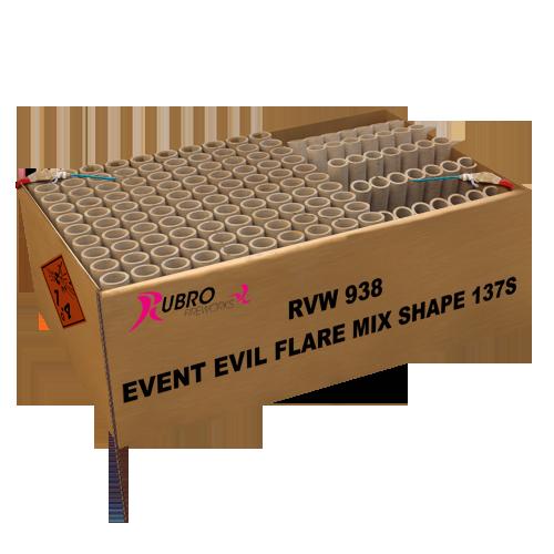 EVENT EVIL FLARE MIX SHAPE 137 schoten