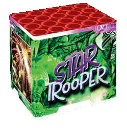 STAR TROOPER 20 schoten