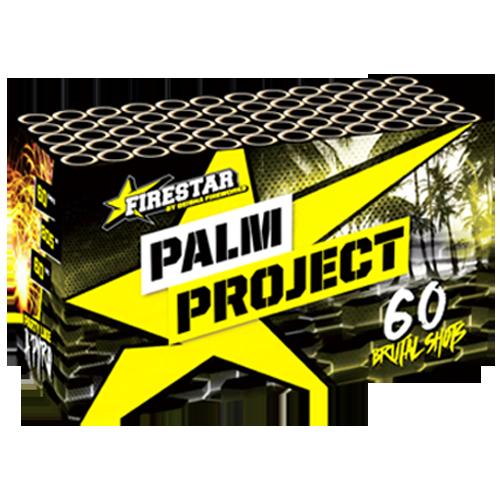 PALM PROJECT 60 schoten *KNAL-ACTIE!*