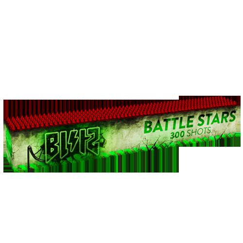 BATTLE STARS 300 schoten