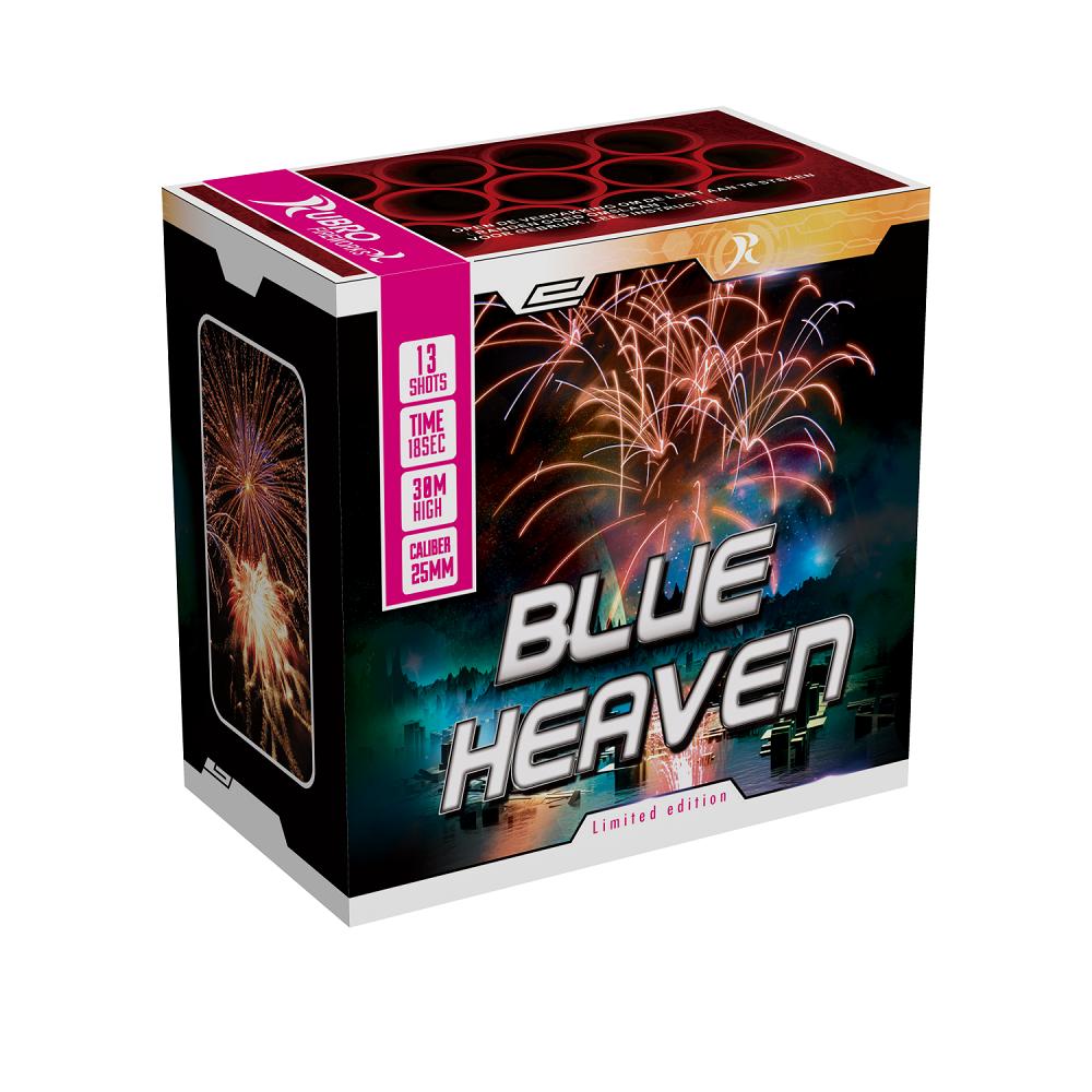 BLUE HEAVEN  13 schoten