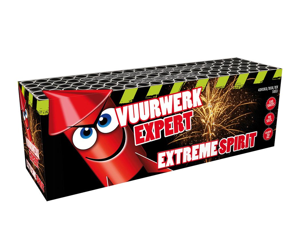 EXTREME SPIRIT BOX 100 schoten