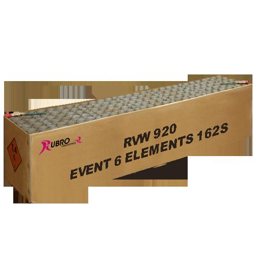 6 Elements [Karton]