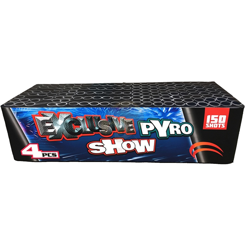 Exclusive pyro show [Karton]