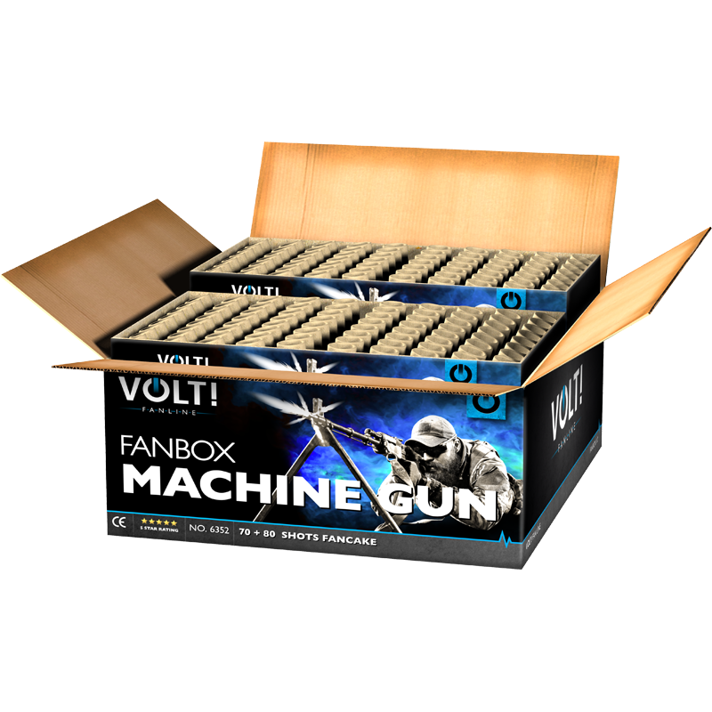 Machine Gun Box