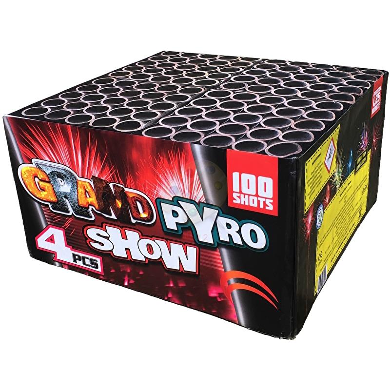 Grand Pyro Show [Karton]