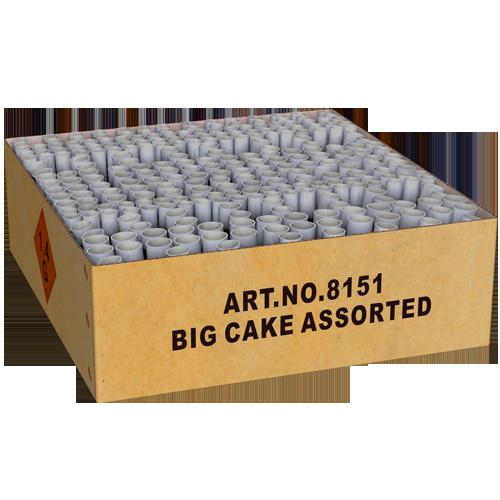 Big Cake Assorted [Karton]