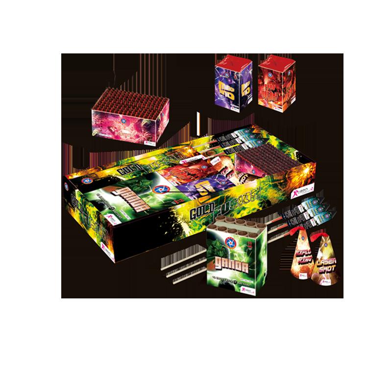 Gold Fusion pakket