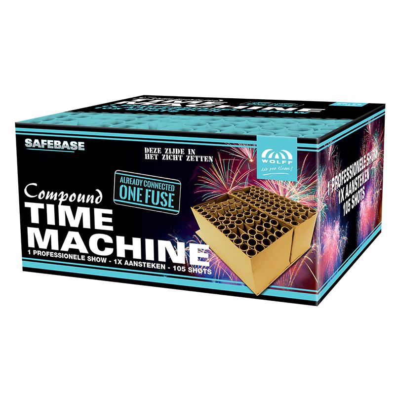 Time Machine [Karton]