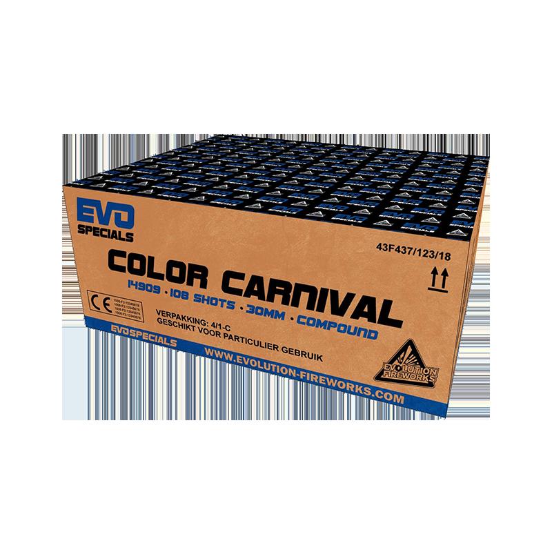 Color Carnival [Karton]