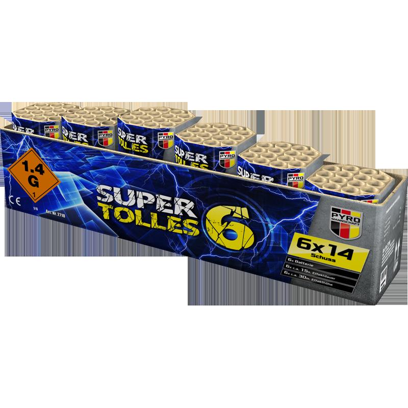 Supertolles 6 [Karton]