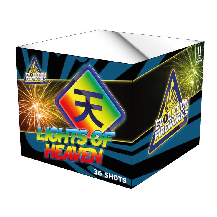 2x Lights of Heaven [Karton]